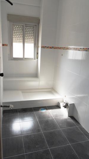 Baño en Carabanchel Madrid