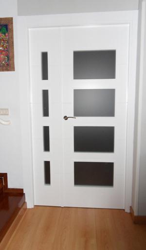Puertas lacadas Fuenlabrada