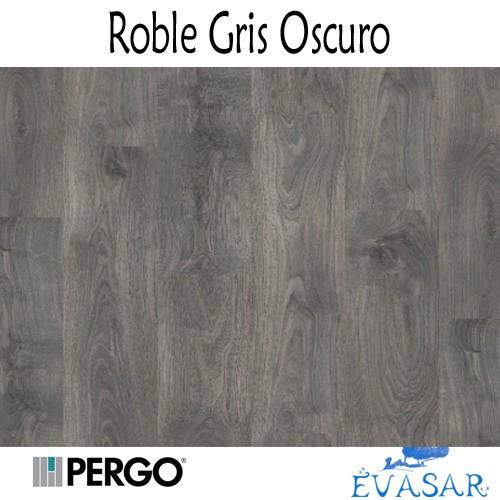 ROBLE GRIS OSCURO