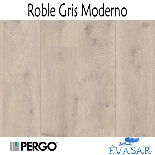 ROBLE GRIS MODERNO