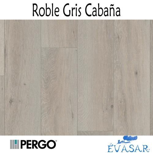 ROBLE GRIS CABAÑA